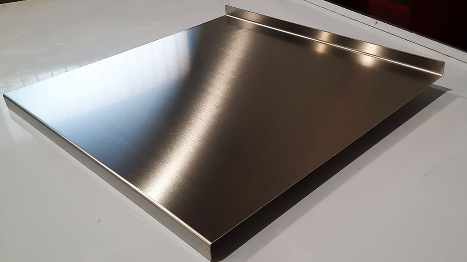 spianatoia acciaio inox carpenteria bianchi
